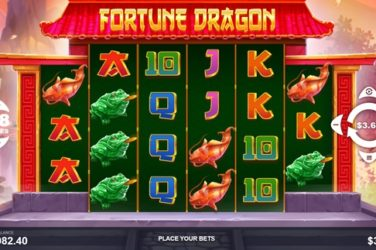 New Slot Release By PariPlay: Fortune Dragons