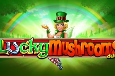New Slot Release By Stakelogic: Lucky Mushrooms Quattro Deluxe
