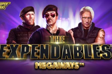 New Slot Release By Stakelogic: The Expendables Megaways