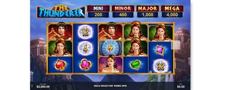 New Slot Release By PariPlay: The Thunderer