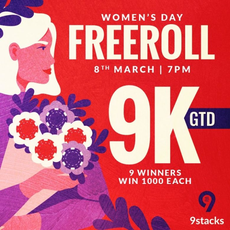 9Stacks, India's Fastest Growing Online Poker Platform To Organize Women's Day Tournament