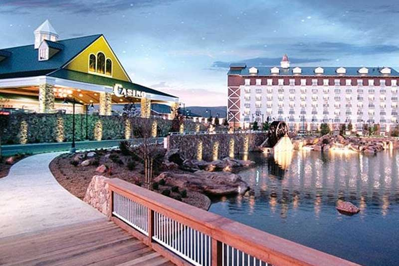Indian Casino On The Barona Indian Reservation Announces Closure