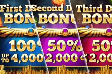 8000 Euro Casino Welcome Bonus Package From CleopatraCasino