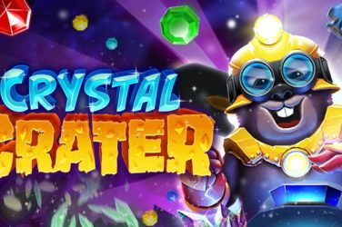 Crystal Crater, A Brand-new Slot Game By Radi8
