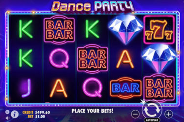 Pragmatic Play Dance Party Slot - Review