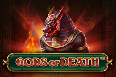 New Slot Release By Stakelogic: Gods of Death™