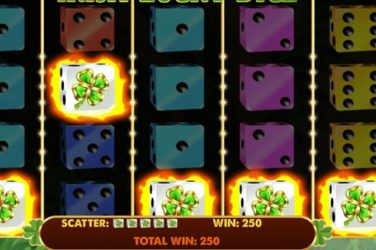 New Slot Release By Spinomenal: Irish Lucky Dice