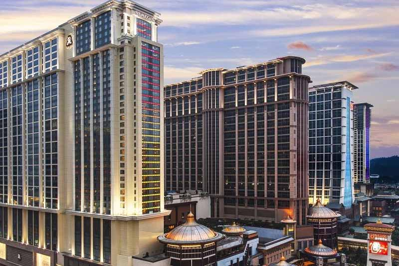 Macau Casino Resort Hotel Reopens After Twenty-Six Day Closure