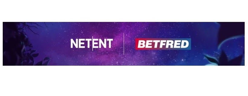 NetEnt Games Live With Betfred