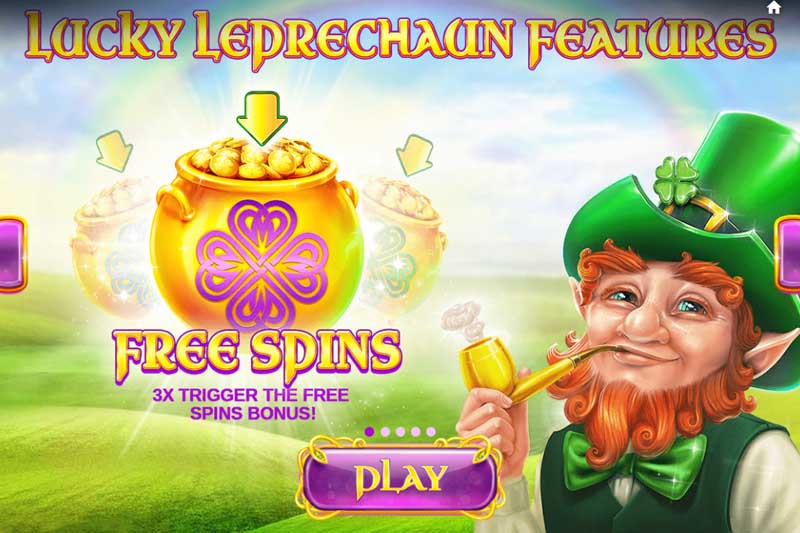 Rainbow Jackpots Power Lines Free Spins