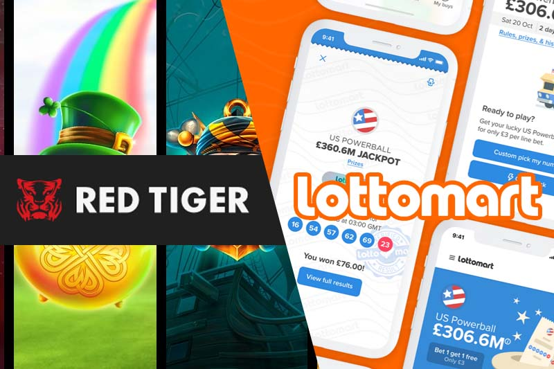 Lottery App Firm Pens Deal With Casino Games Developer