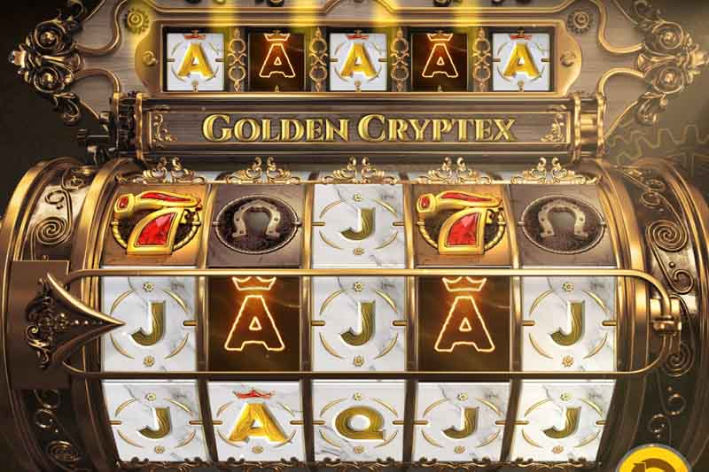 New Slot Release By Red Tiger: Golden Cryptex