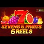 Sevens & Fruits: 6 Reels Slot By Playson – Review