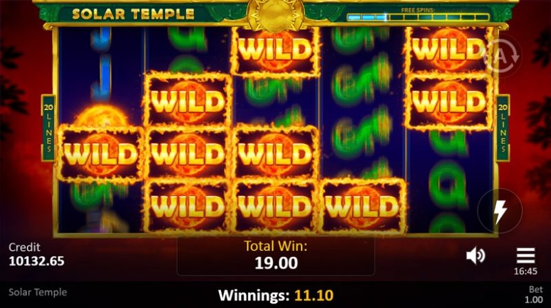 Playson: Solar Temple Slot - Review