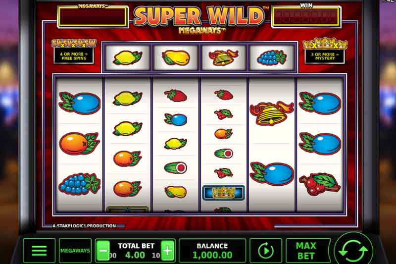 Top Five Slot Machine Games At Casino Buzz In March 2020
