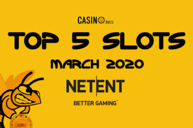 Top 5 NetEnt Slots For March 2020