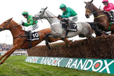 UK Grand National Horse Racing Betting Suspended