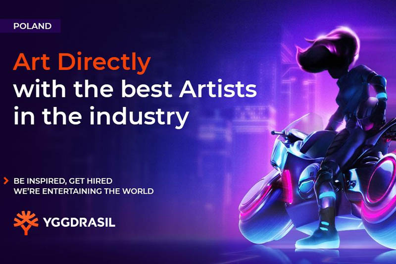 Casino And Slots Developer Yggdrasil Looking To Recruit Art Director