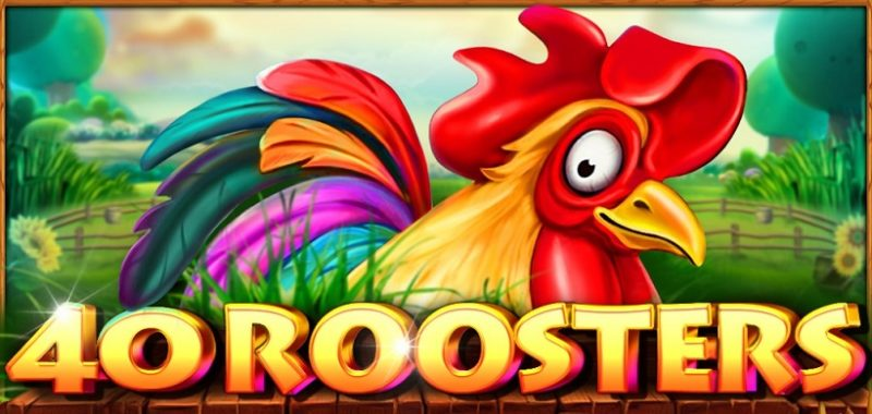 CT Gaming Interactive Releases 40 Roosters Slot Game