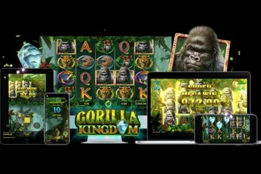 Gorilla Kingdom Slot Review