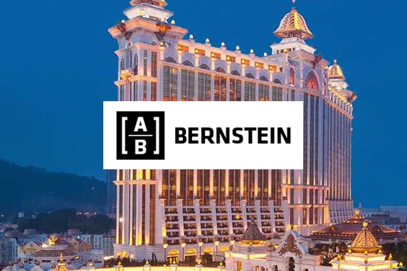 New York Research Firm Bernstein Says Macau Gross Gaming Revenue Down Considerably
