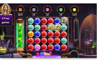 Alchemy Blast Slot By Skillzz Gaming - Review