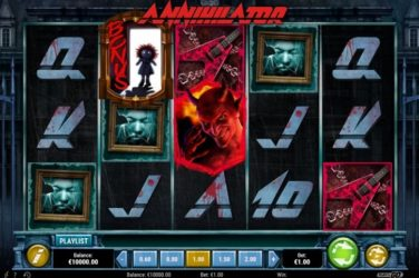 Annihilator Slot By Play'n GO - Review
