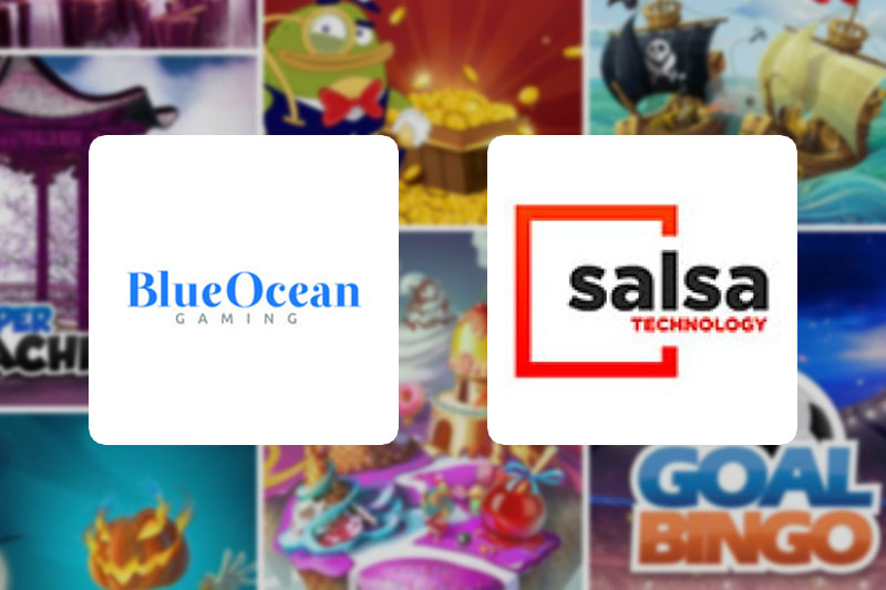 B2B Online Gambling Software Provider BlueOcean Gaming Links Up With Salsa Technology