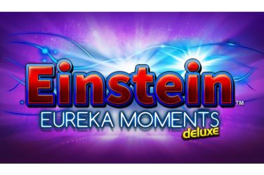 Einstein Eureka Moments Deluxe Slot Review