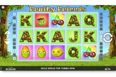 Fruity Friends Slot By Pariplay - Review