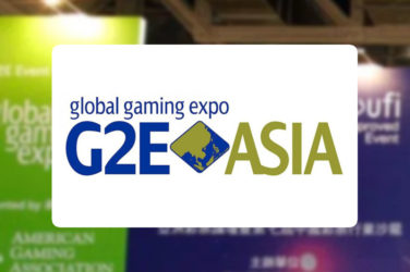 Gambling Trade Show G2E Asia Rescheduled For December 2020
