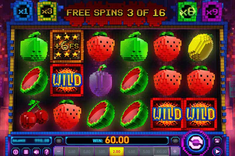 Lucky 9 Free Spins