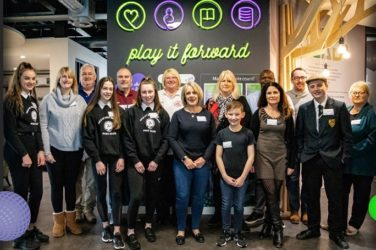 Staff-led Scheme From Microgaming PlayItForward Raises Over £120,000 For Charity