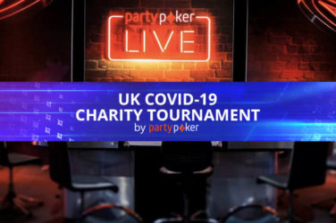One Of The Largest Online Poker Rooms partypoker Announce UK COVID-19 Charity Tournament
