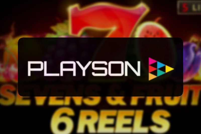 Playson Thrilled To Partner With One Of The Sector's Largest Firms Playtech