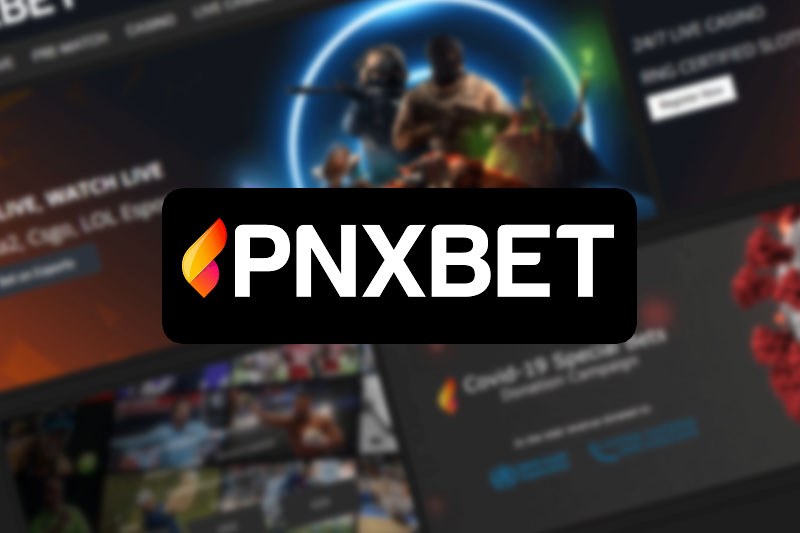 Curacao Online Casino And Sportsbook PNXBET Launches Live eSports Betting