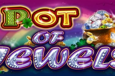 CT Gaming Interactive Releases New Online Slot Game: Pot Of Jewels