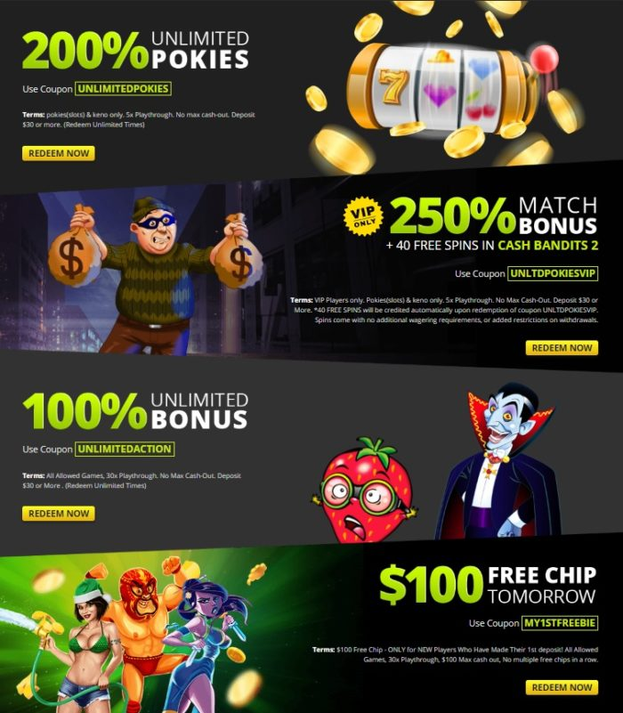 Raging Bull Casino Bonuses And Promotions