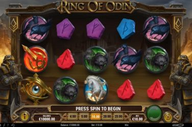 Ring Of Odin Slot Review
