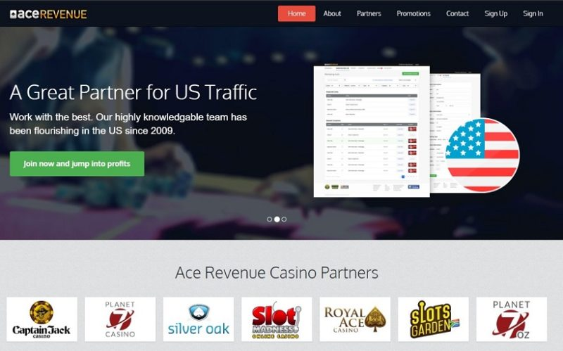 Royal Ace Casino Affiliate Program