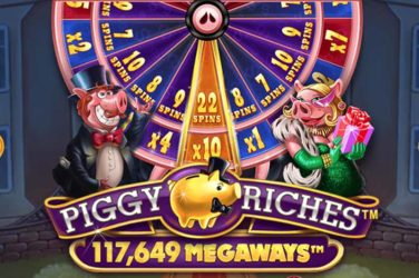 Casino Buzz Slot Of The Week 24th April 2020: Piggy Riches Megaways