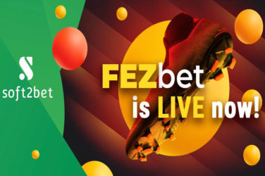 International Gaming And Sports Betting Operator Soft2bet Launches New Brand FEZbet
