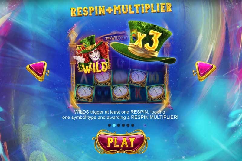 The Wild Hatter Respin