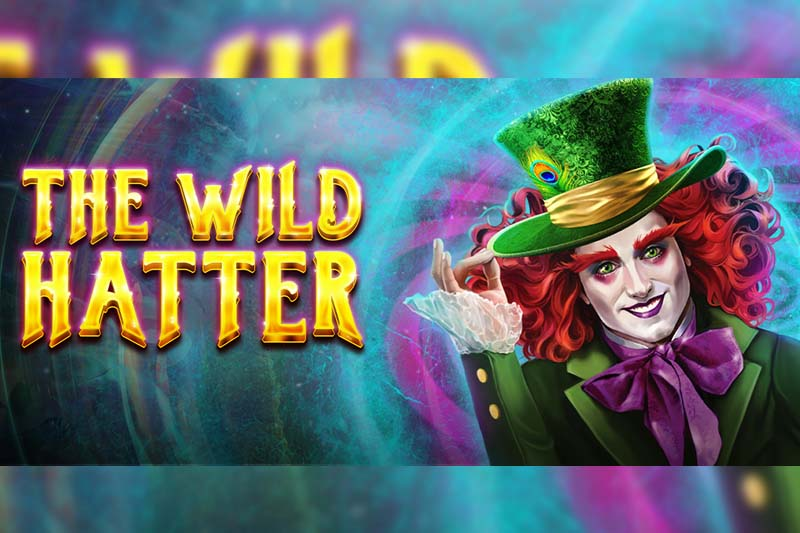 New Slot Release By Red Tiger: The Wild Hatter - Review