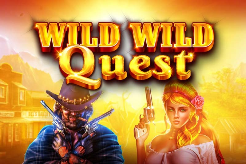 New Slot Release By GameArt: Wild Wild Quest