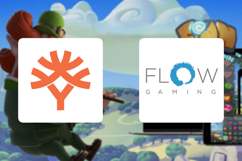 Yggdrasil Gaming's Publishing Arm Signs Licensing Agreement With Flow Gaming