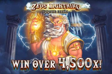 New Slot Release From Red Tiger: Zeus Lightning Power Reels