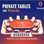 9Stacks – India's Leading Poker Platform Introduced 'Private Tables'