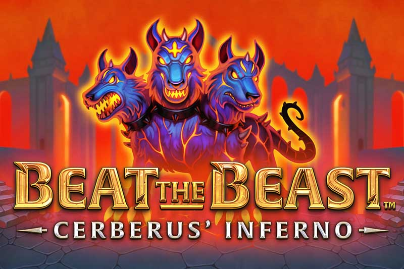 Beat The Beast Cerberus Inferno - New Slot Release From Thunderkick
