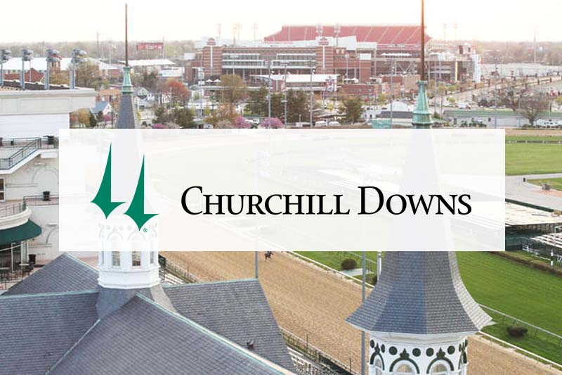 Kentucky's Churchill Downs Given Clearance To Safely Re-Open